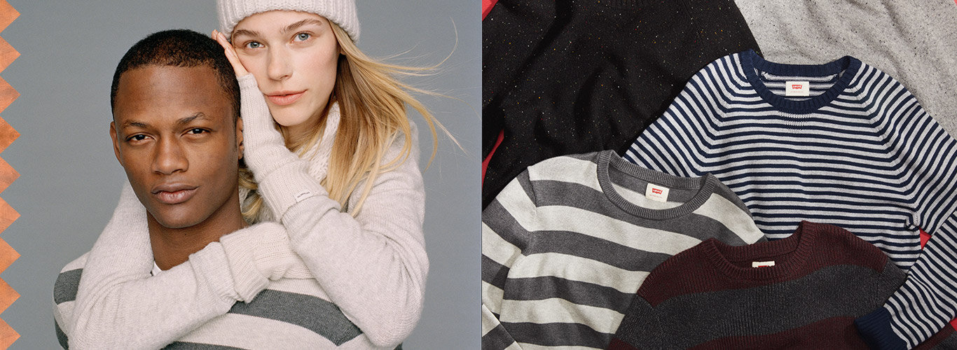 CLASSIC SILHOUETTES. EXTRA SOFT KNITS.