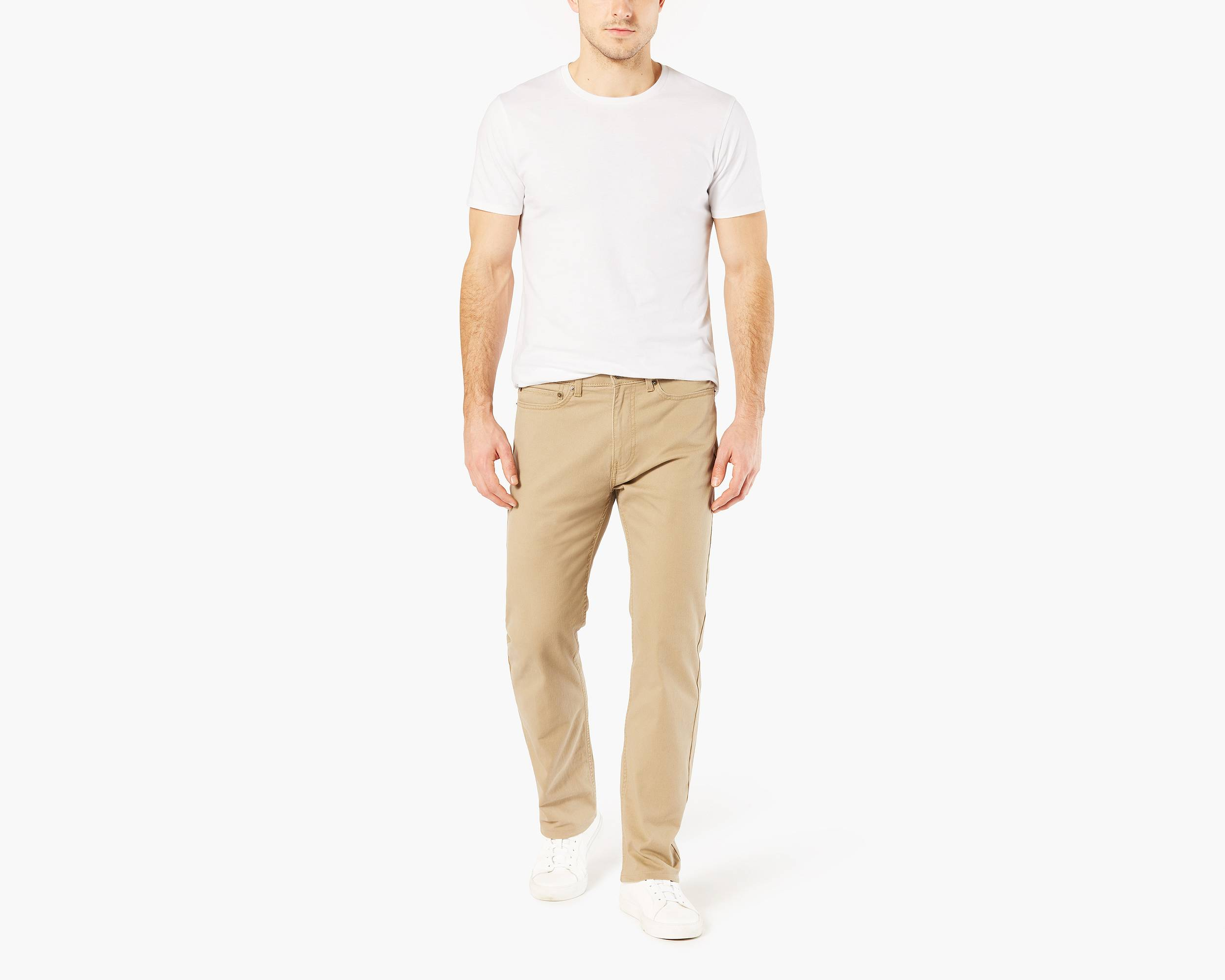 Jean Cut, Straight Fit | NEW BRITISH KHAKI | Dockers® United ...