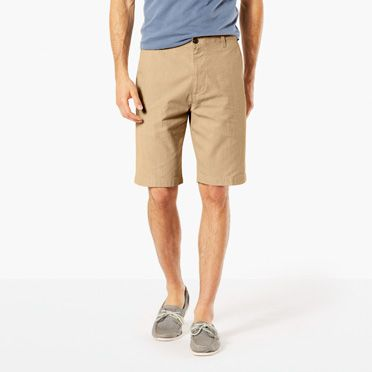 The Perfect Short, Classic Fit | NEW BRITISH KHAKI | Dockers ...