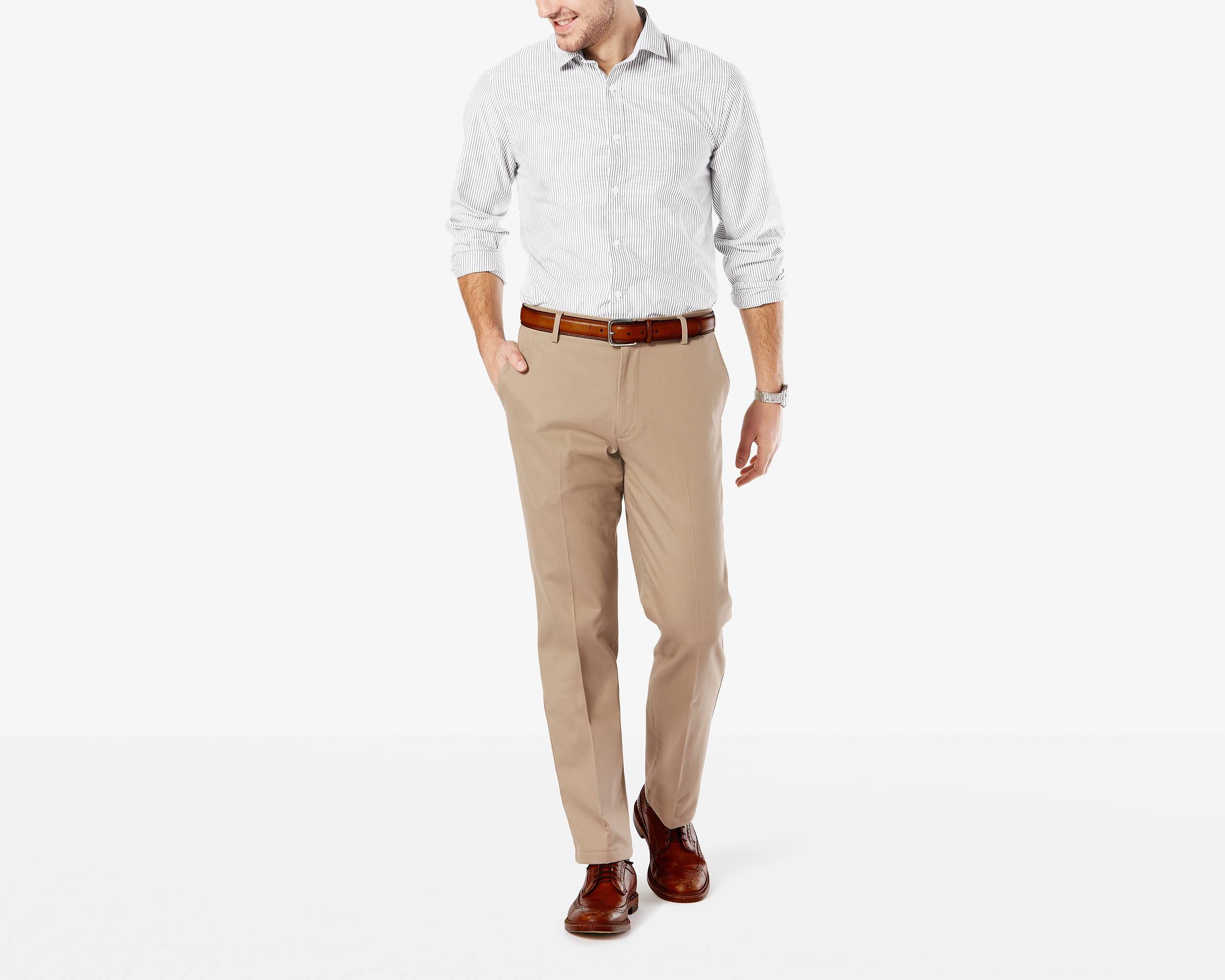 What Color Shoes Go With Khaki Dress Pants Style Guru