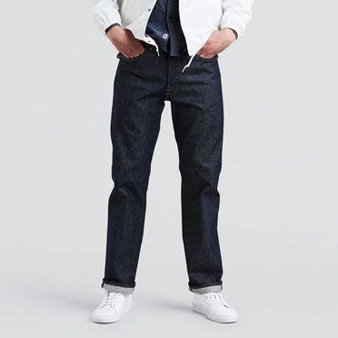 rigid blue shrink to fit 501 jeans for men levi 39 s. Black Bedroom Furniture Sets. Home Design Ideas