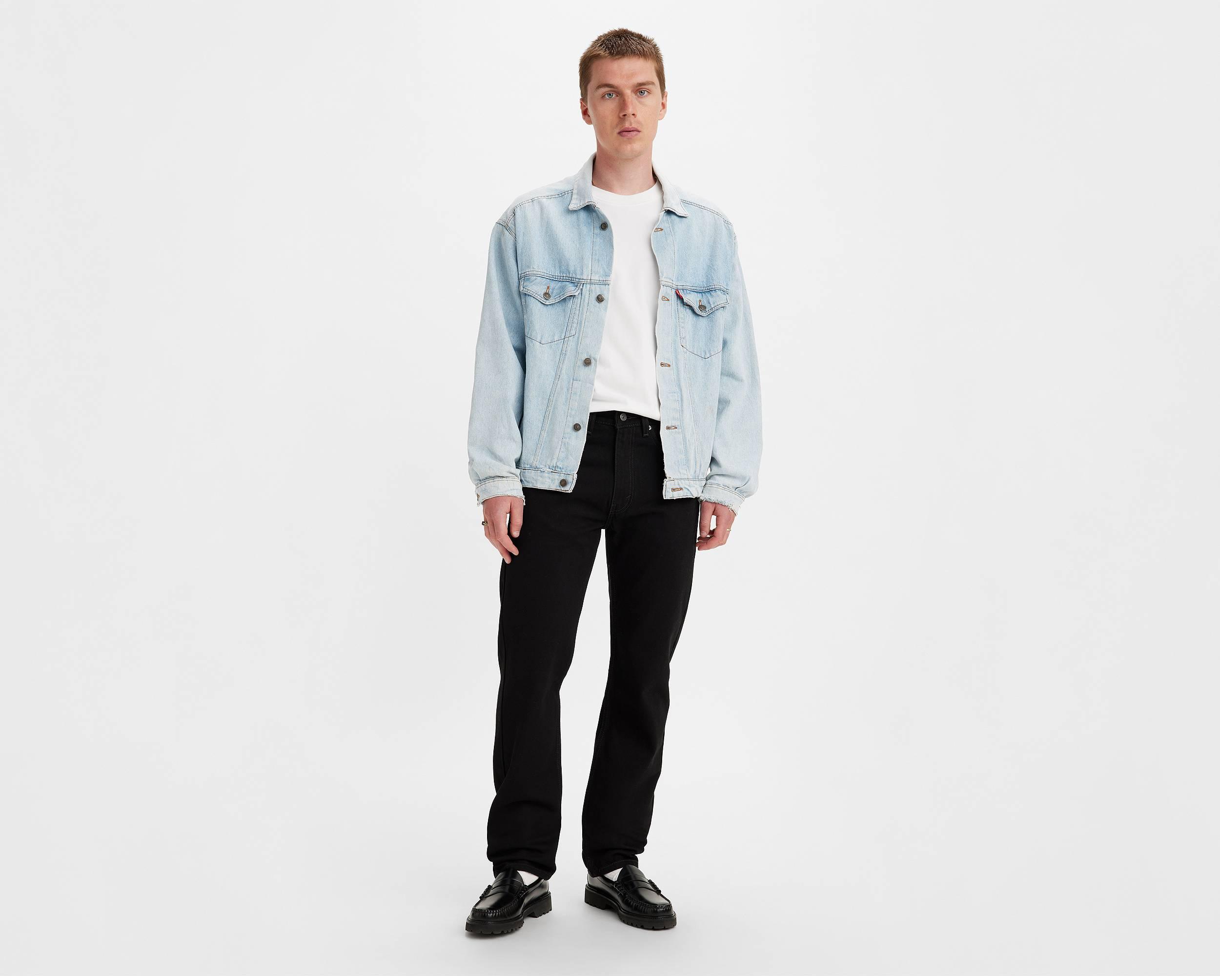 505™ Regular Fit Jeans | Black |Levi's® United States (US)