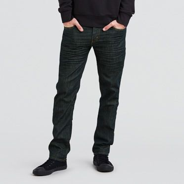 Men&39s Levi&39s 511™ Skinny Stretch Jeans in Black | Levi&39s®