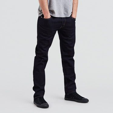 Men's Levi's 511™ Skinny Stretch Jeans in Black | Levi's®