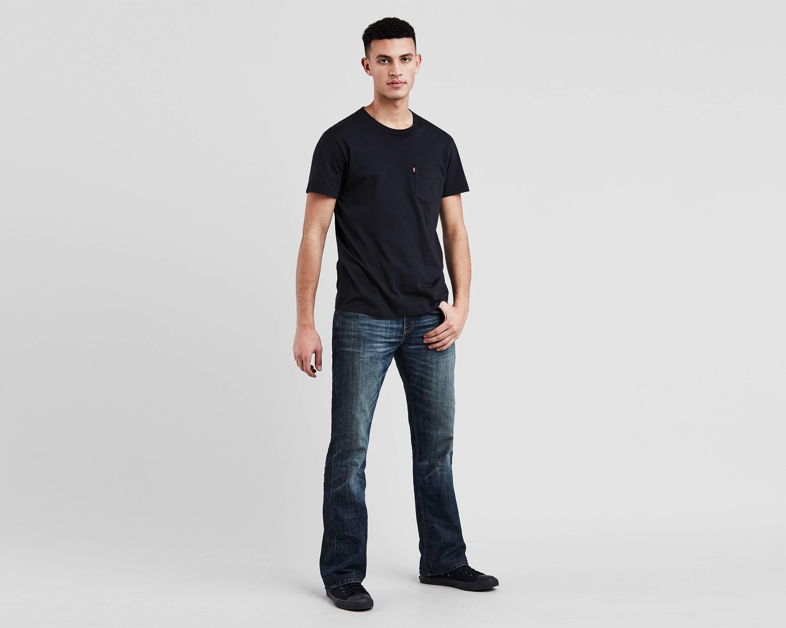 527 slim boot cut jeans bedside blues levi 39 s united states us. Black Bedroom Furniture Sets. Home Design Ideas