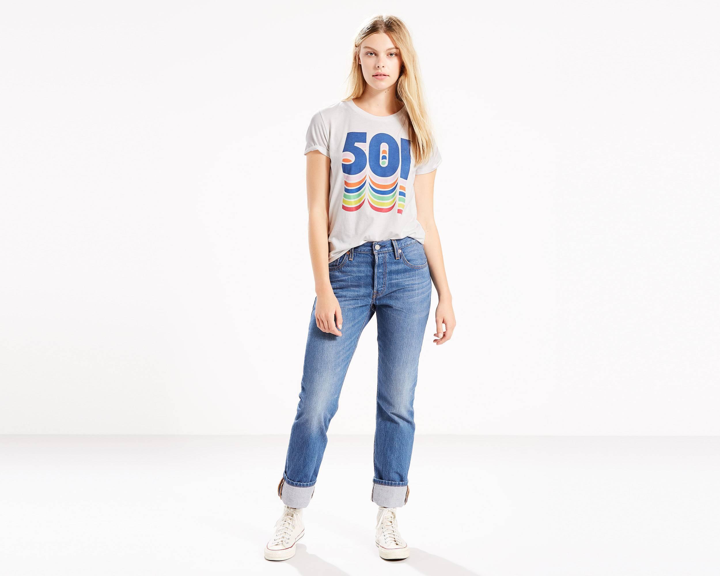 Skinny boyfriend jeans shoes