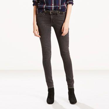 Schwarze jeans zieht fusseln an