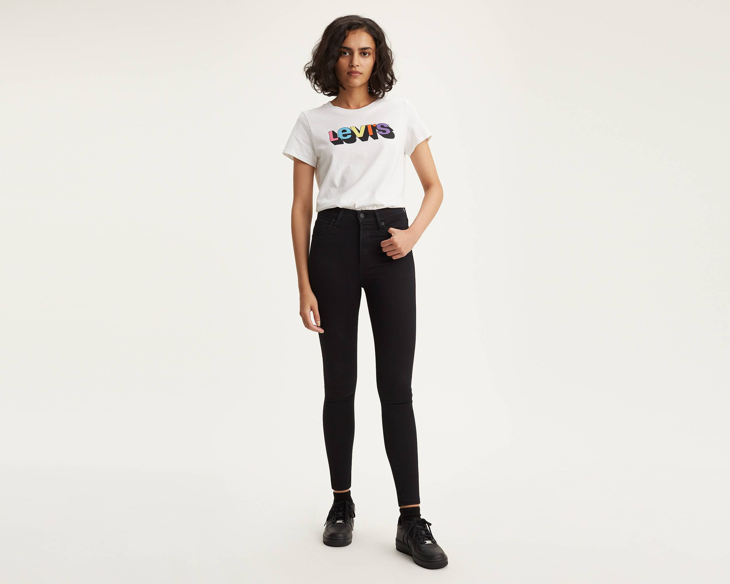 Mile High Super Skinny Jeans | Night |Levi's® United States (US)