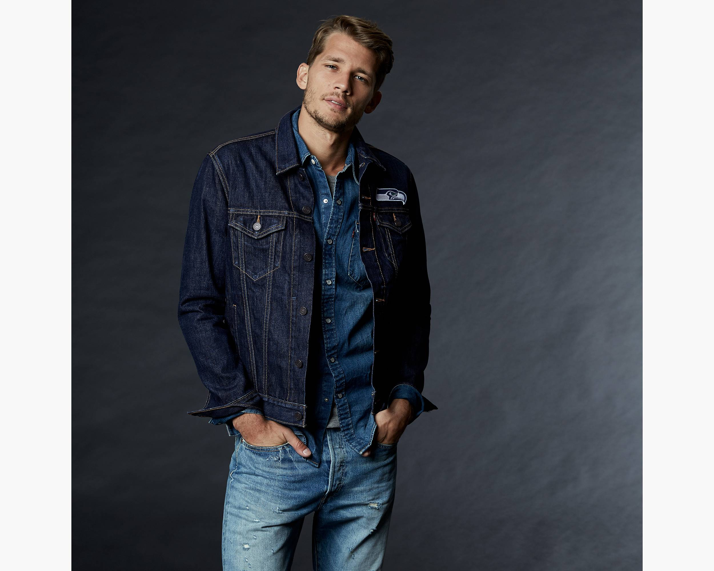 dating levis trucker jacket A review video of a 6 month levi's trucker jacket here's a link for you guys to check it out:  .