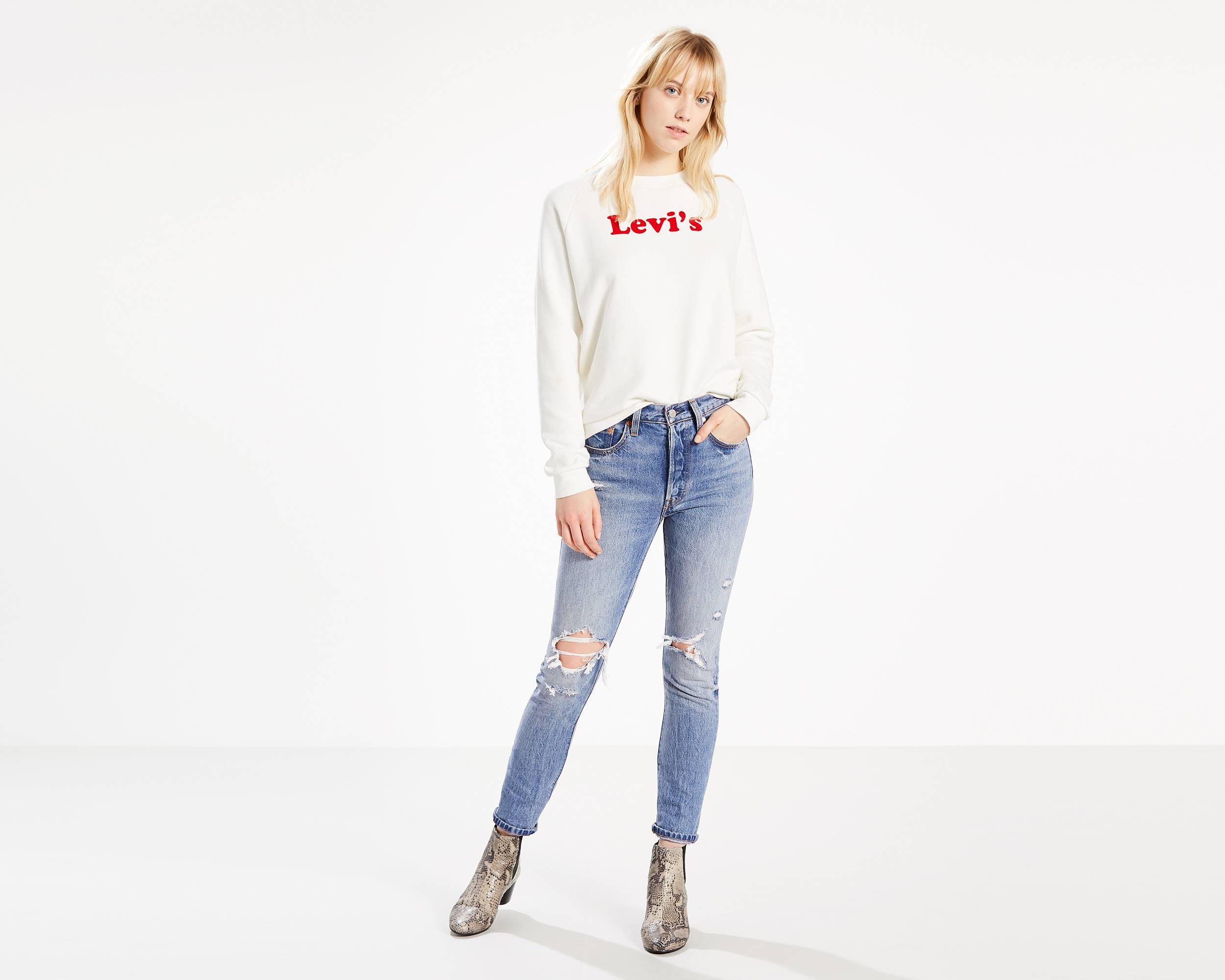 501® Skinny Jeans | Old Hangouts |Levi's® United States (US)