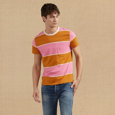 1960's Casuals Striped T-Shirt at Levi's in Daytona Beach, FL | Tuggl