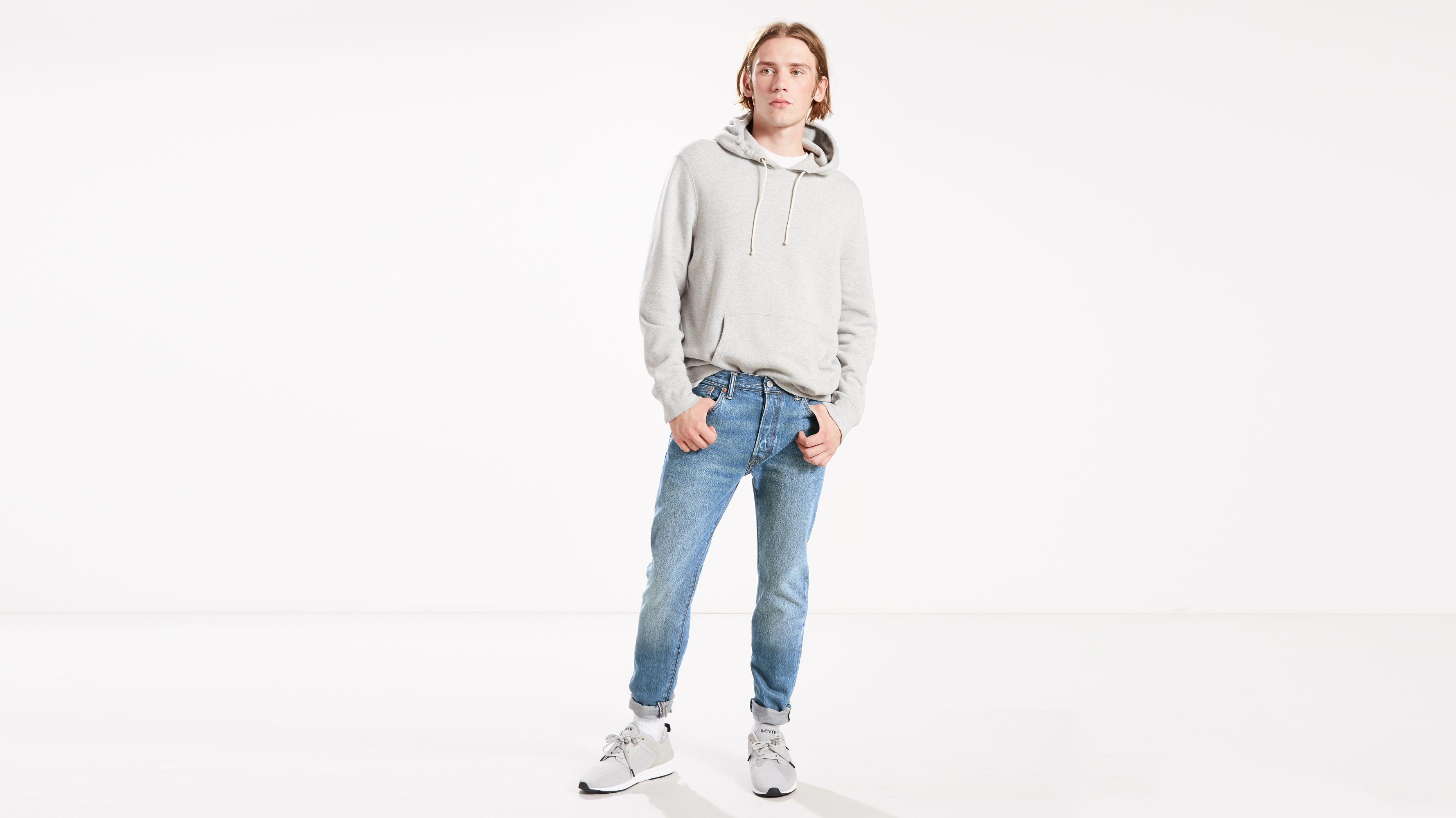 501® Skinny Warp Stretch Jeans | Treasury Men |Levi's® Great Britain (UK)