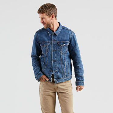 The Trucker Jacket | Medium Stonewash |Levi's® United States (US)