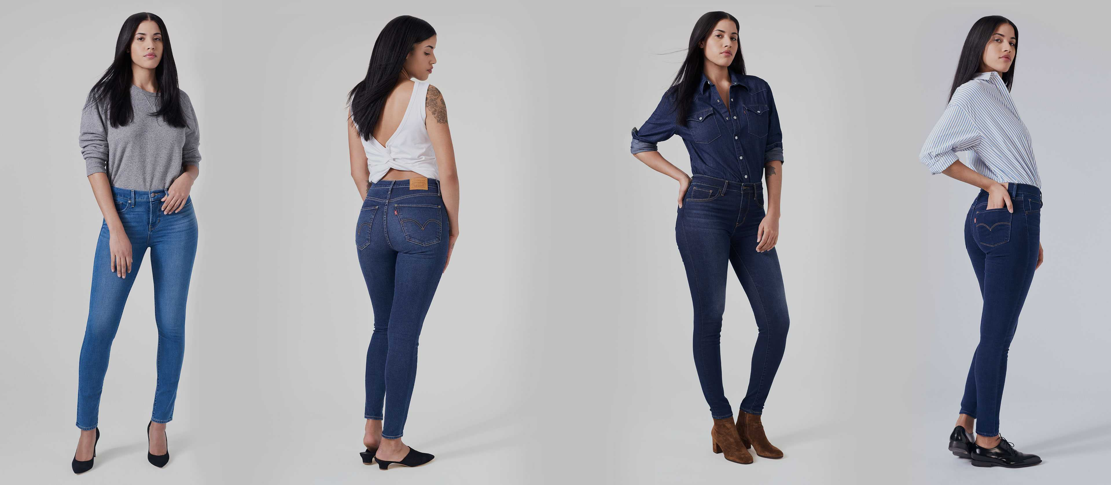 Featuring SCULPT JEANS