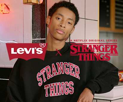 LEVI'S® stranger things