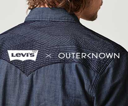 super popular df2f4 41ea3 LEVIS® outerknown