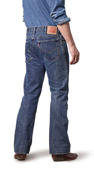 bootcut jeans shop men\u0027s bootcut jeans levi\u0027s� us  Neue Mustang Blau Jeans Herren Outlet P 1452 #8
