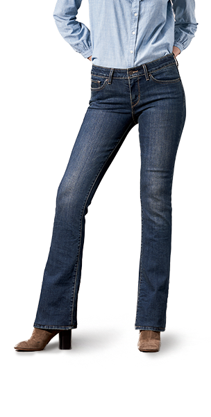 074857bd598 Women s Jeans - Shop All Levi s® Women s Jeans
