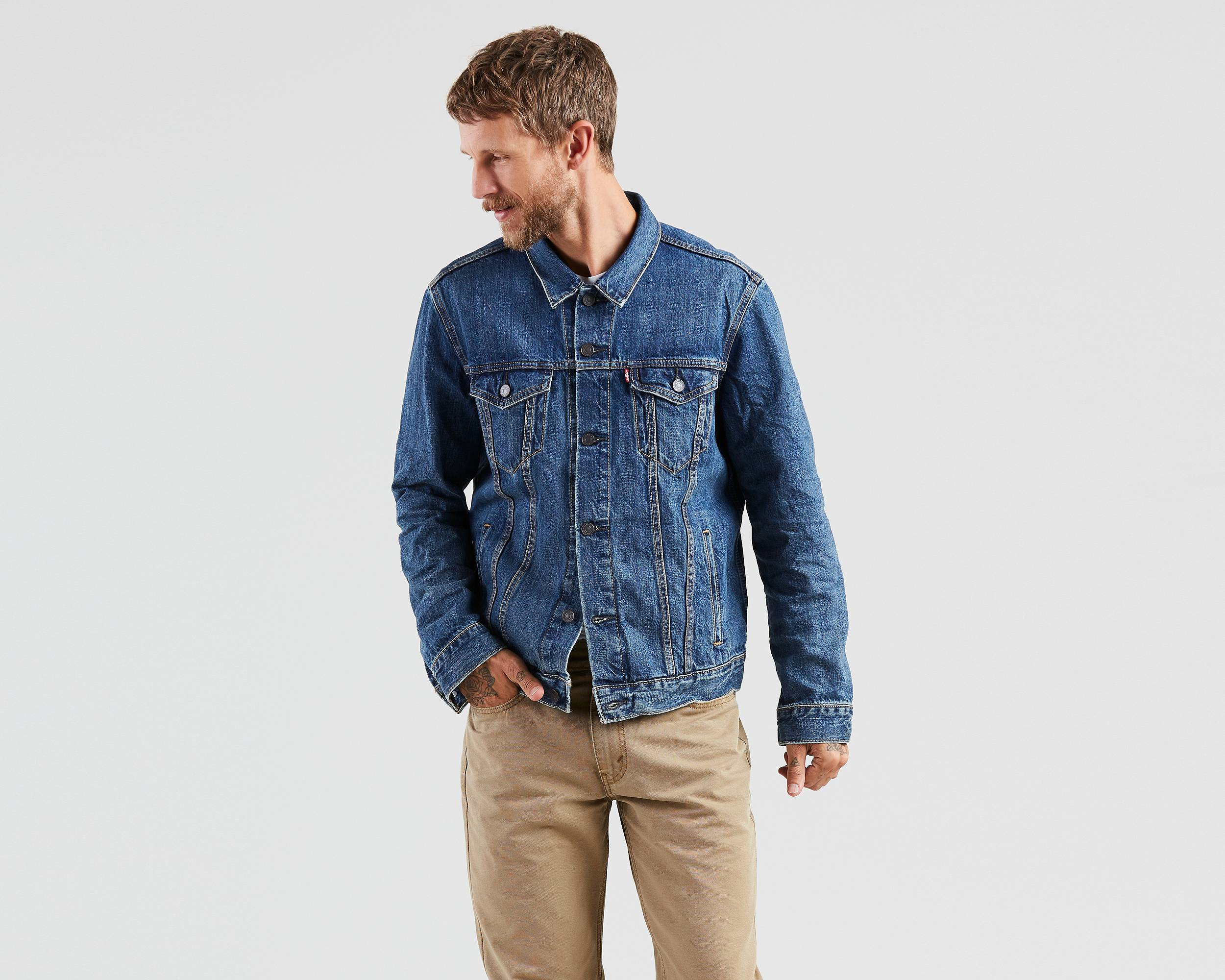 4 Tips for Using Men's Denim Shirt Without Fear